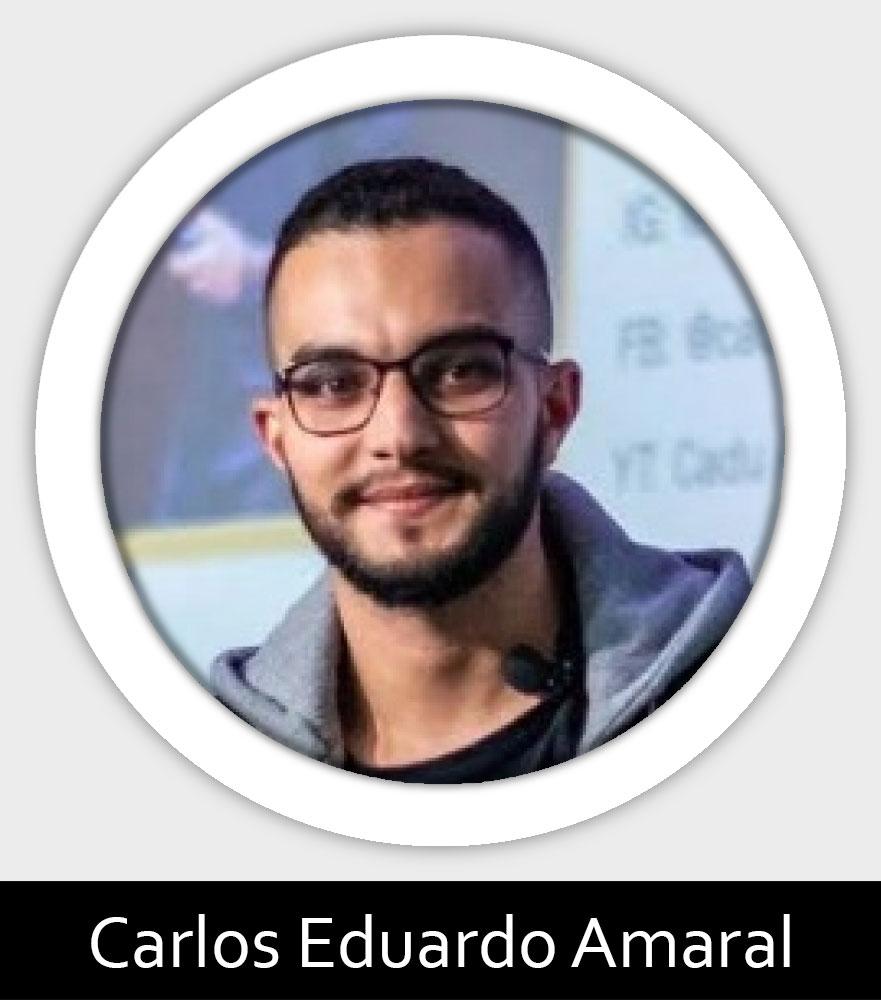 Gestores de Tráfego Carlos Eduardo Amaral